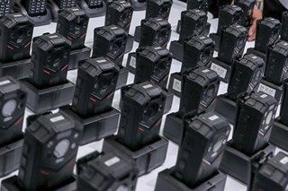 PNP chief seeks funds to buy more bodycams