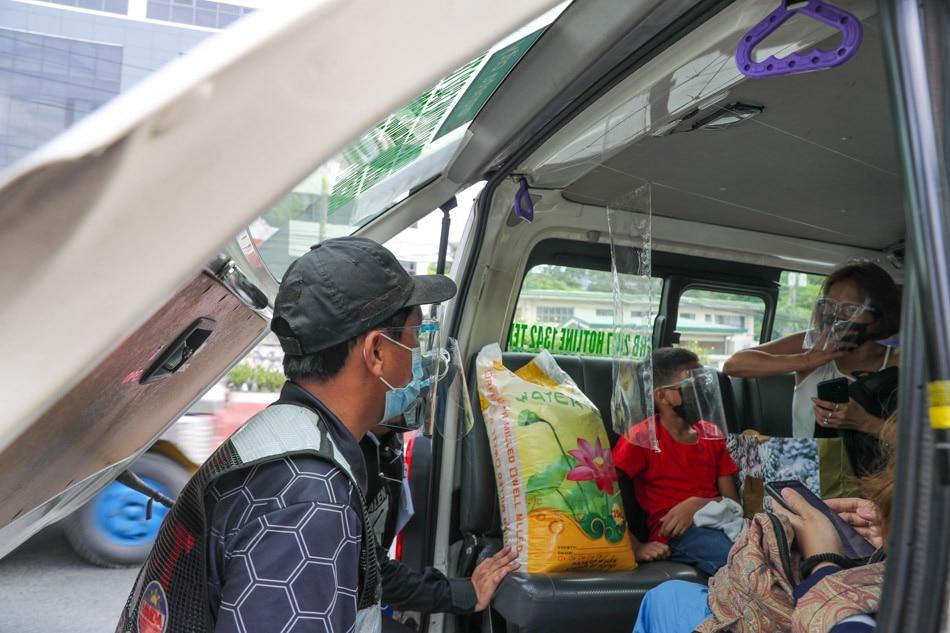 Keeping it COVID-safe in public transport