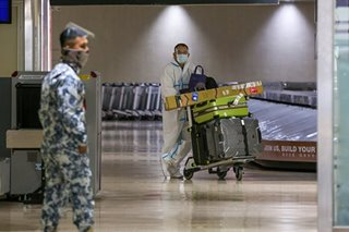 DFA reports 24 add'l Pinoys sick with COVID-19 overseas, 1 new death