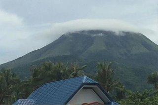 Phivolcs raises Alert Level 1 over Mt. Bulusan