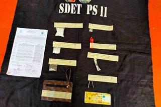 2 miyembro ng Coast Guard, guro huli sa Zamboanga drug bust