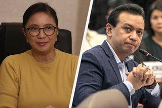 Trillanes: Leni must make immediate decision on '22 plans