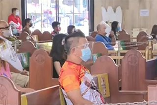 Navotas allows 20 percent seating capacity for churches