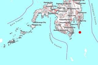 5.2-magnitude quake strikes off Davao Occidental
