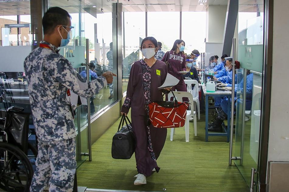 Duterte approves additional P5 billion for OFW repatriation, quarantine 1