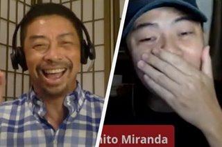Chito Miranda 'blown away' as 'Harana' composer reveals original melody, lost stanza