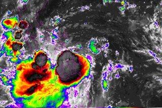 Tropical Storm Dante makes landfall over Eastern Samar