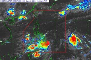 More areas under signal no. 2 as tropical storm Dante nears Dinagat, Siargao Islands