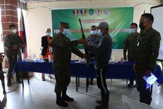 21 NPA members surrender in Sultan Kudarat: military