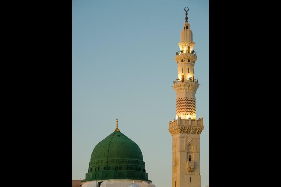 Saudi Arabia limits volume on mosque loudspeakers 1