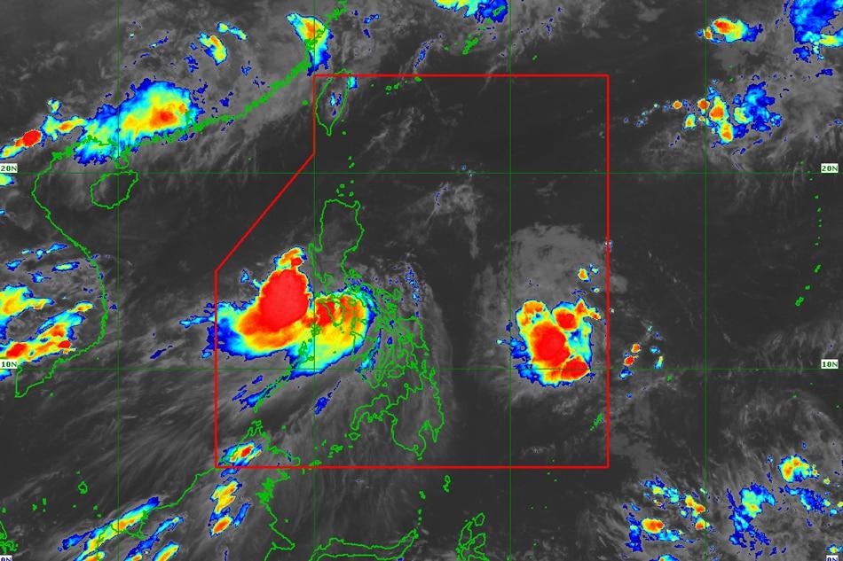 PAGASA says 'Dante' moves towards Batangas, no longer mentions possible Bataan landfall 1