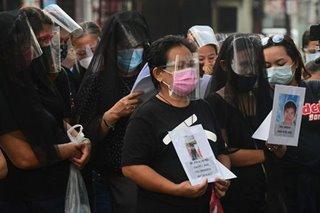 Sen. De Lima, hindi nagulat sa hindi pagpayag ni Duterte na buksan ang drug war records