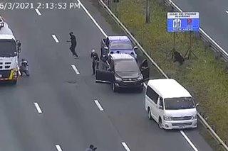 2 robbery-holdup suspek, patay sa shootout sa Laguna