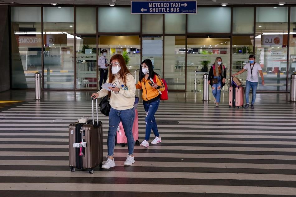 IATF exempts repatriation efforts from travel ban vs Delta COVID-19 variant 1
