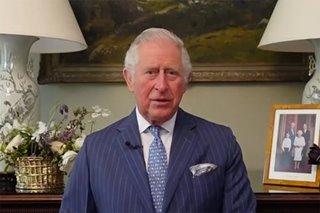 Prince Charles lauds Filipino frontliners as UK, PH mark 75 years of ties