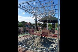 Paggunita sa ika-30 anibersaryo ng pagsabog ng Mt. Pinatubo, idinaan sa art installation