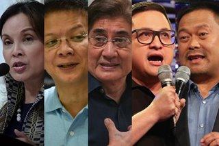 5 ex-senators to run in Halalan 2022, says NPC chair Sotto