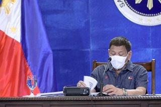 Lawyers' group says Duterte arrest threat vs COVID-19 vaccine skeptics is 'baseless'