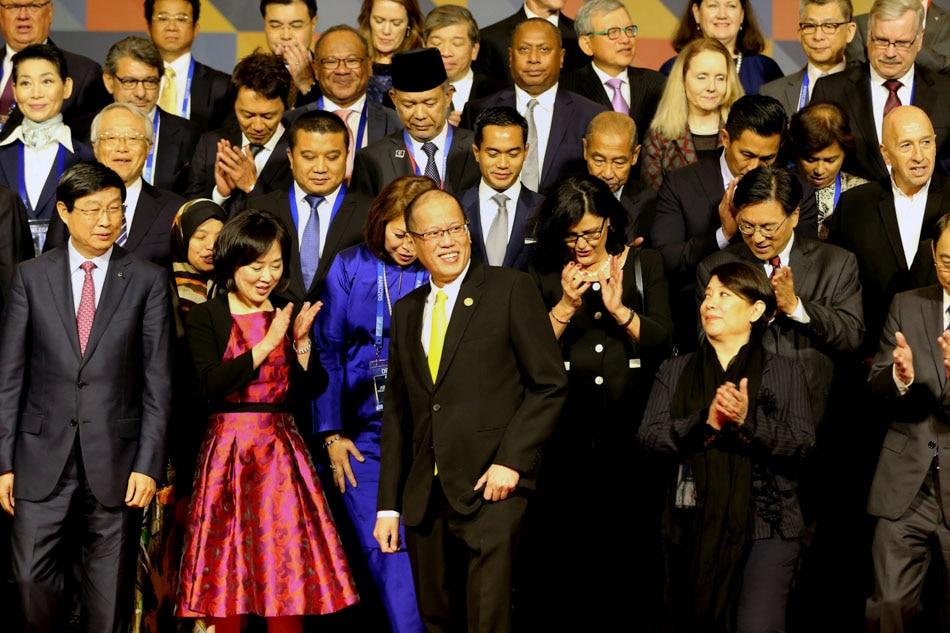 IN PHOTOS: Benigno 'Noynoy' Aquino III, 61 14
