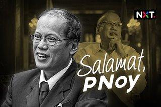 Salamat, PNoy