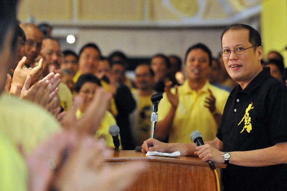 IN PHOTOS: Benigno 'Noynoy' Aquino III, 61 5