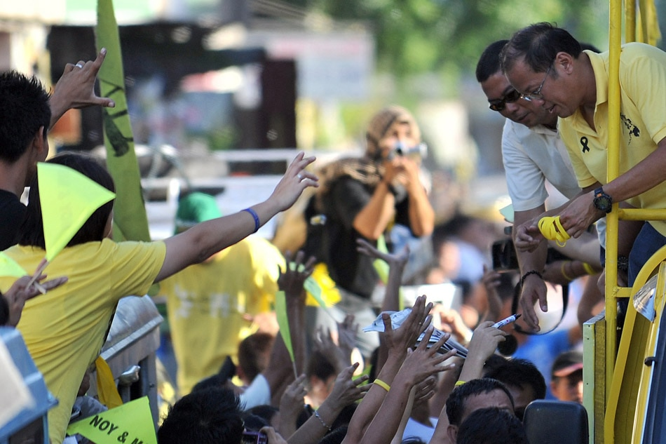 IN PHOTOS: Benigno 'Noynoy' Aquino III, 61 6