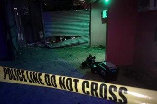 Lalaking 'most wanted' napatay sa Digos City
