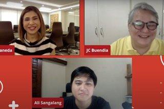 How fashion designer JC Buendia, ex speechwriter Ali Sangalang remember PNoy