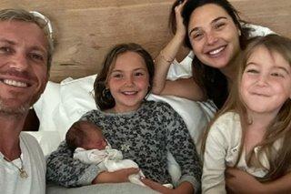 'Wonder Woman' star Gal Gadot gives birth to 3rd child