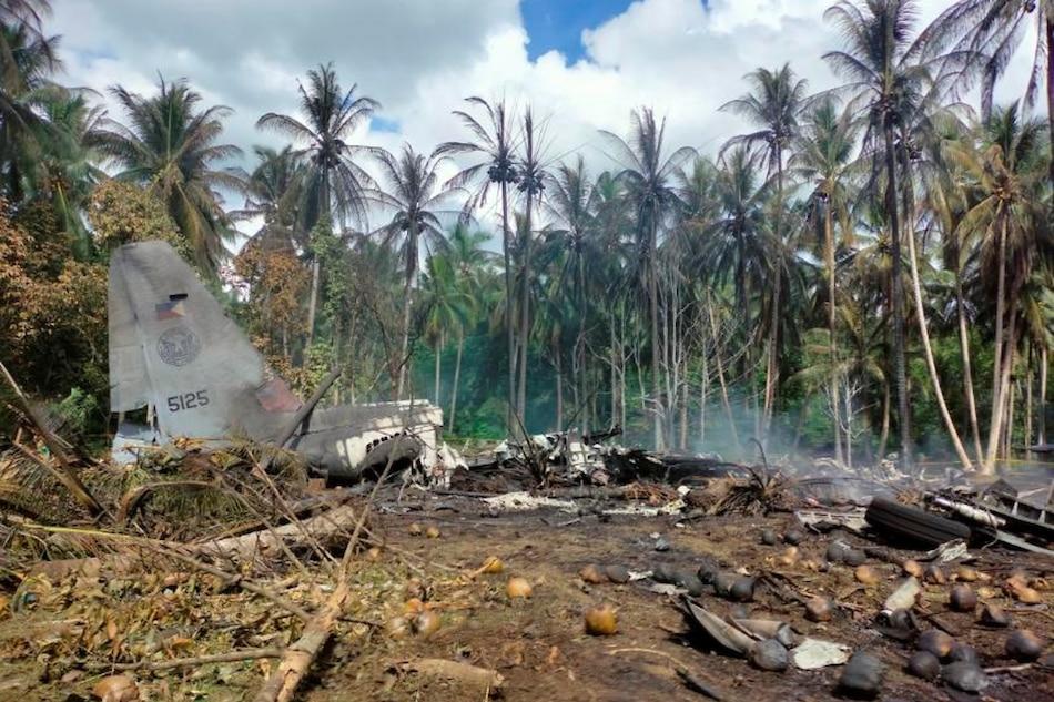 'May mga tumalsik na sundalo': Witness ikinuwento ang nasaksihan sa C-130 crash 1