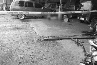 Pulis sa Davao de Oro, patay sa pamamaril