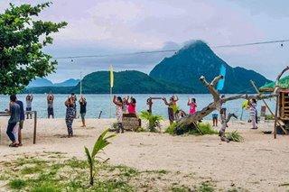 Resort island sa Iloilo ginawang isolation facility