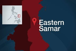 3 sundalo patay sa engkuwentro sa Eastern Samar