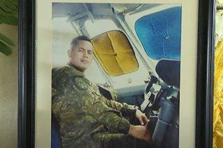 'Nabiyak ang puso ko': Pamilya ng nasawing flight surgeon sa C-130 nagluluksa