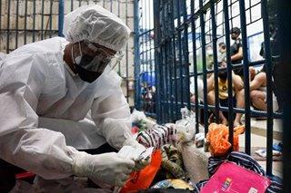 Oplan Greyhound yields drugs, contraband