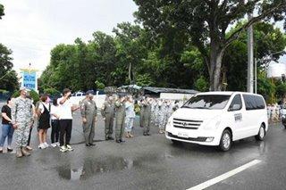 Labi ng piloto ng nag-crash na C-130, naiuwi na sa Batangas