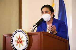 VP Robredo opposes abolition of board exams