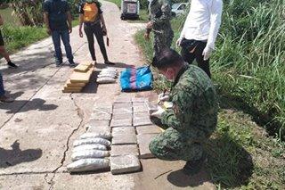 Higit P7.8 milyong halaga ng 'marijuana' natagpuan sa Kalinga
