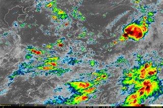 LPA off northern Luzon now Tropical Depression Fabian