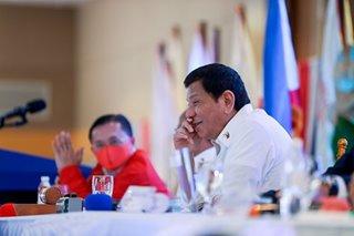 Duterte's VP bid to avoid cases 'perhaps opportunity to provoke jurisprudence': spox