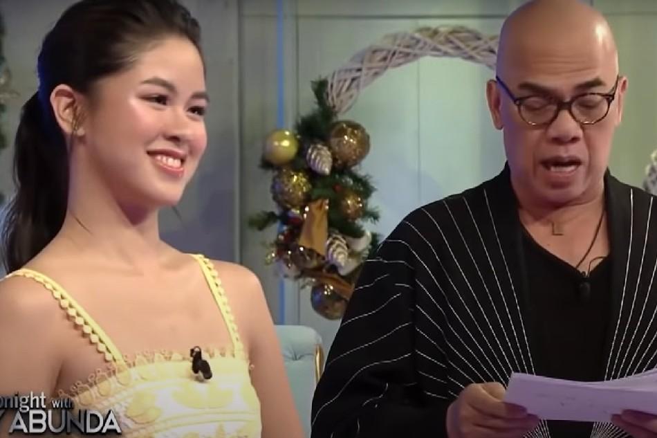 THROWBACK: Kisses Delavin answers Boy Abunda's Miss Universe questions 1