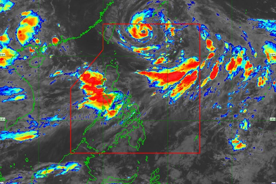 Signal no. 1 raised over Batanes, Babuyan Islands due to Typhoon Fabian 1
