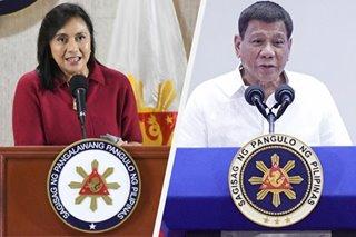 Duterte to audit COA as VP? Robredo says not among office mandates