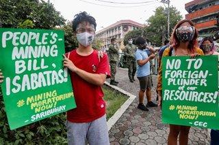 Green advocates flunk Duterte's environmental policies