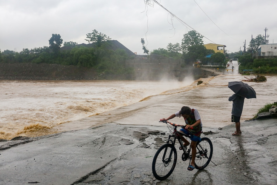 Marikina River's dredging helped in preventing flood: official 1