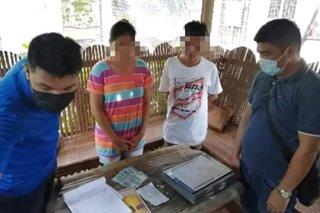2 sangkot umano sa investment scam sa Davao del Sur, tiklo