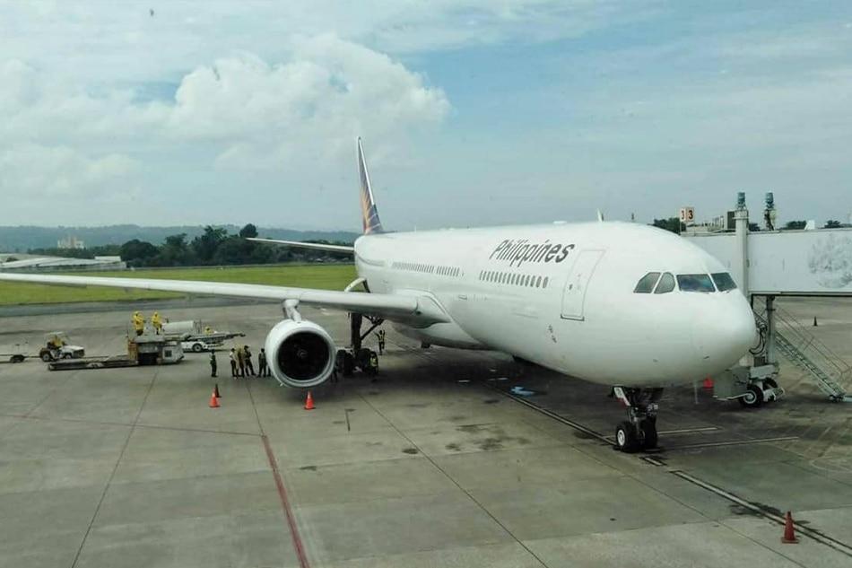 10 OFWs repatriated via Davao City test positive for COVID-19 1