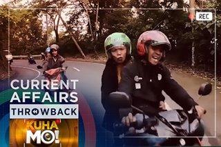 THROWBACK: Kamote rider, sumalpok | Kuha Mo!