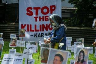 UN program with PH govt won't solve killings: Human Rights Watch