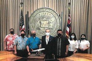 Hawaii to allow travelers from Manila to skip mandatory 10-day quarantine